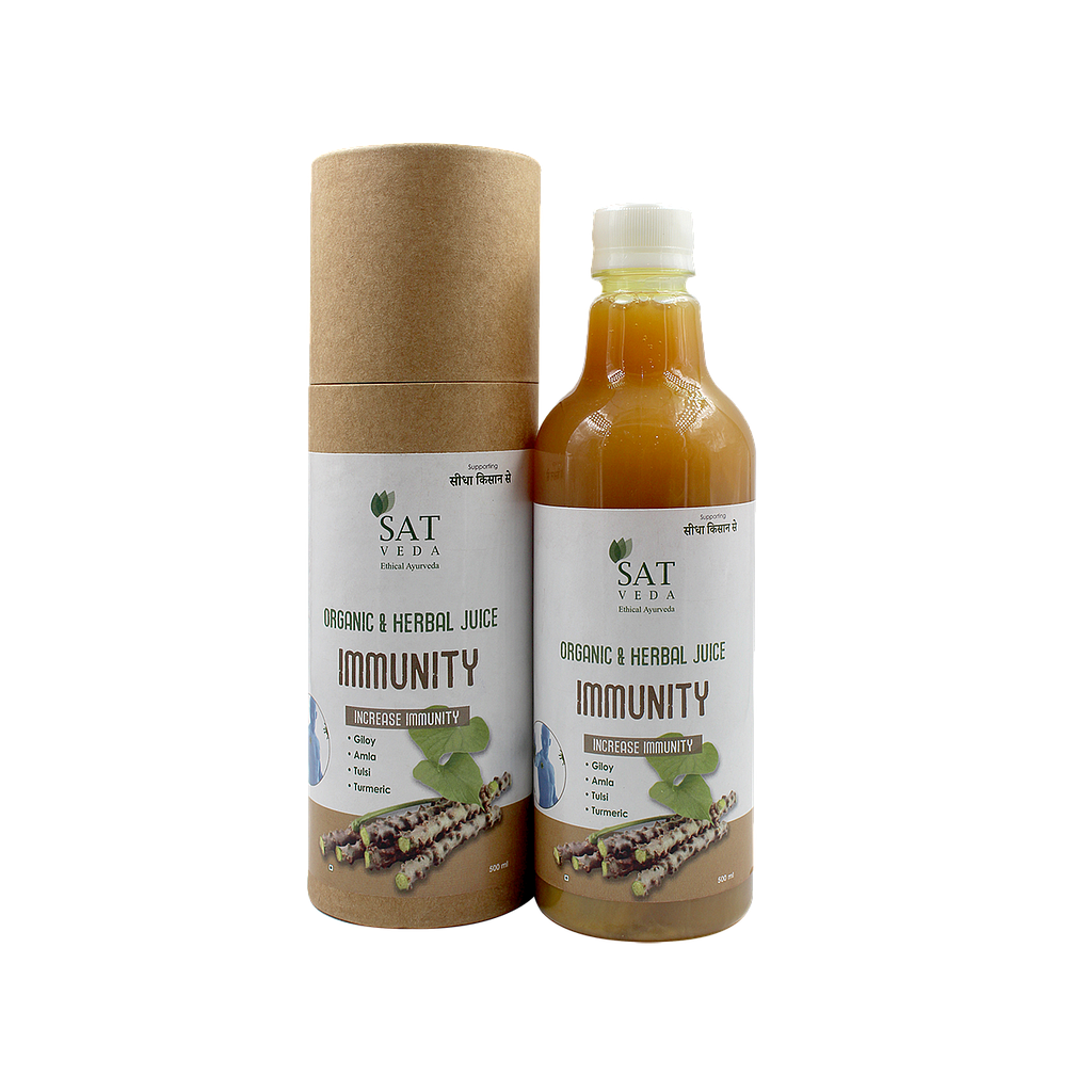 SAT VEDA Natural Immunity Juice 500ml