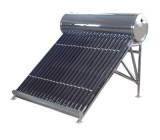 Compact Non-Pressurized Solar Water Heaters