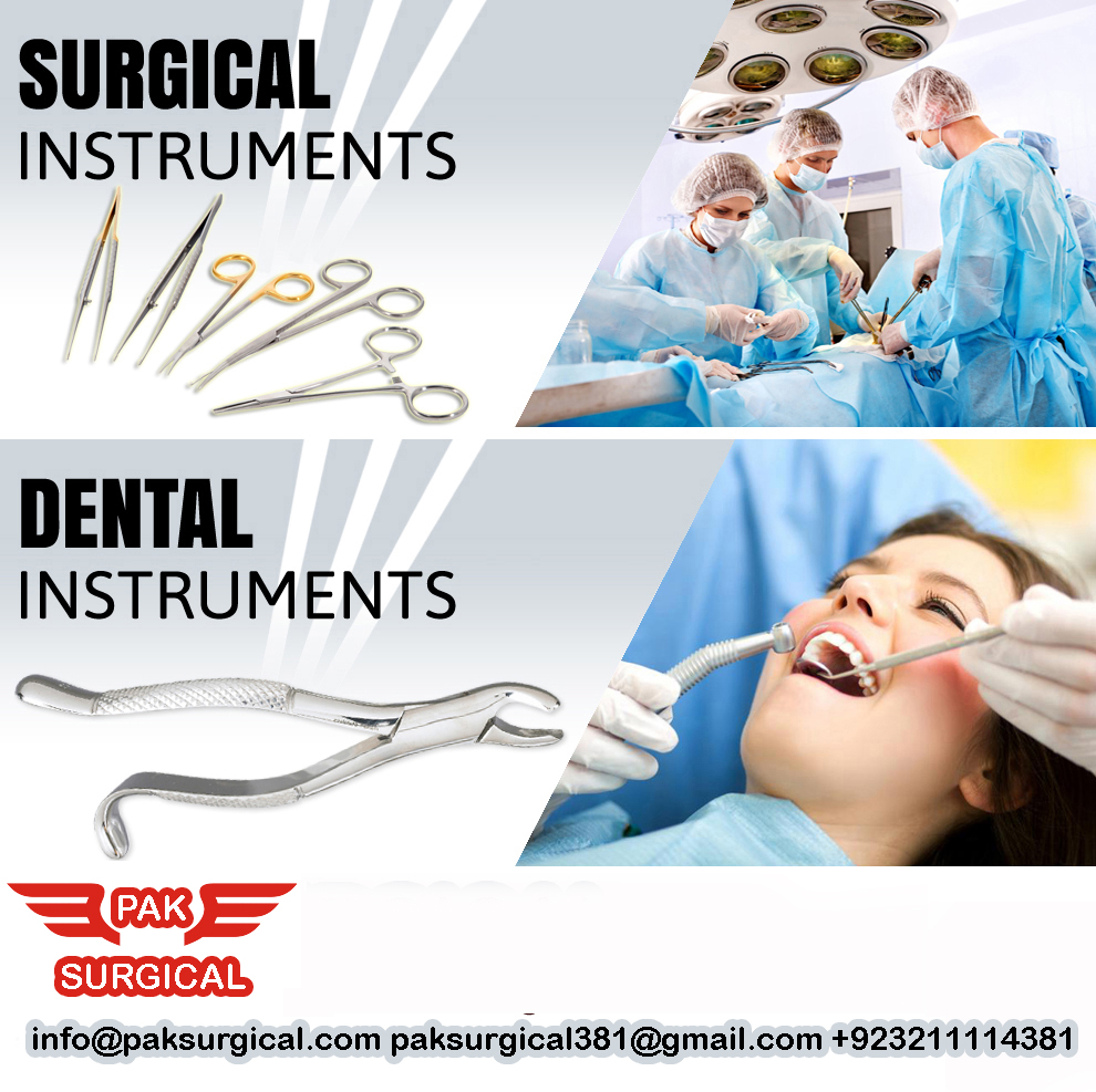 General Surgical Instruments Pak surgical