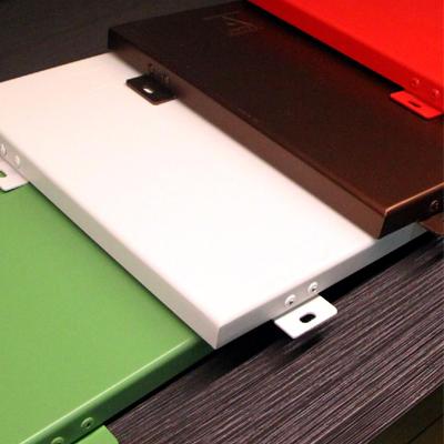 kingaluc aluminum panels with high quality