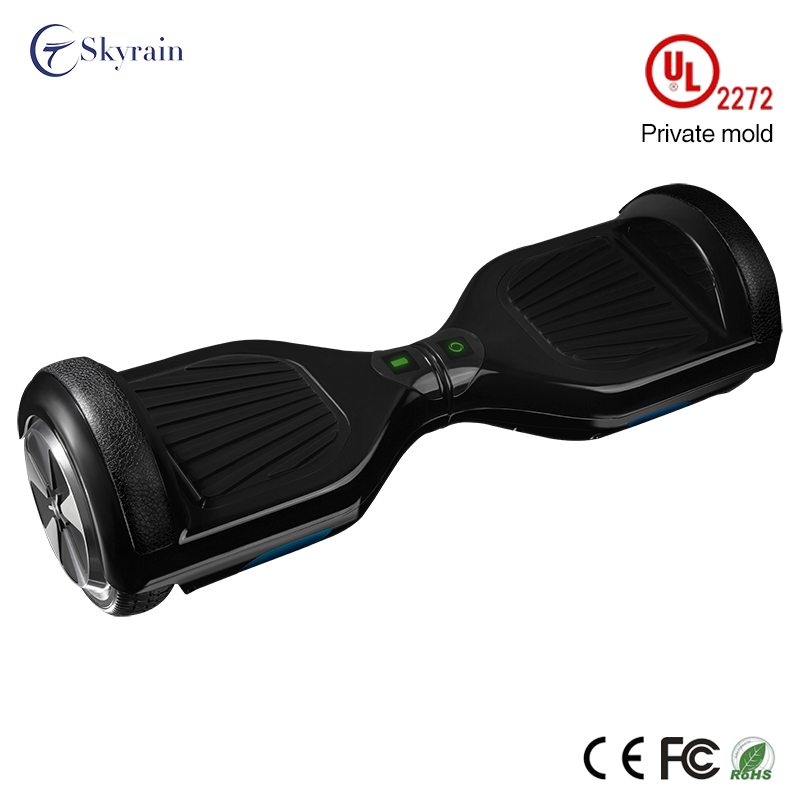 Self-balancing scooter with UL2272 certification