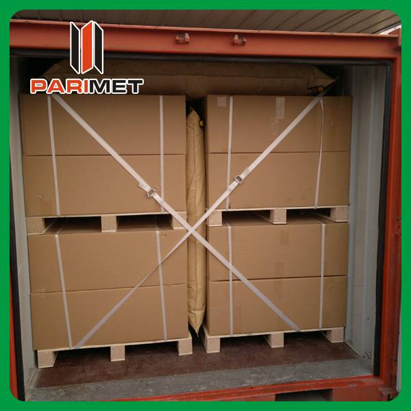 SGS approved dunnage air bag for container(cargo protection)