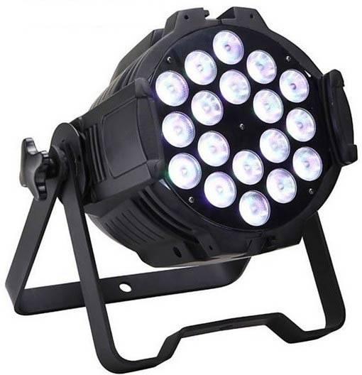 18pcs 4in1 LED par uplight