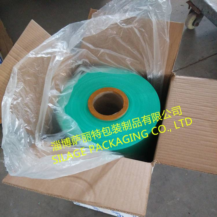 Multi-Layer Co-extrusion Blown Silage Film for Round Bales