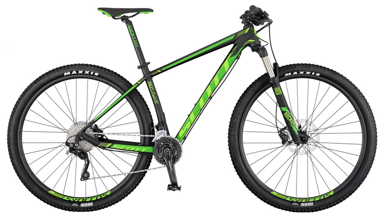 2017 Scott Scale 960 Mountain Bike