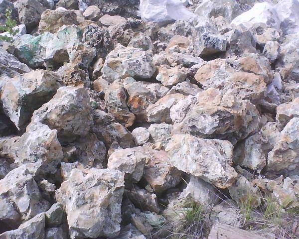 Nickel-Cobalt Ore