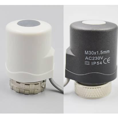 230v m30*1.5 wax actuator