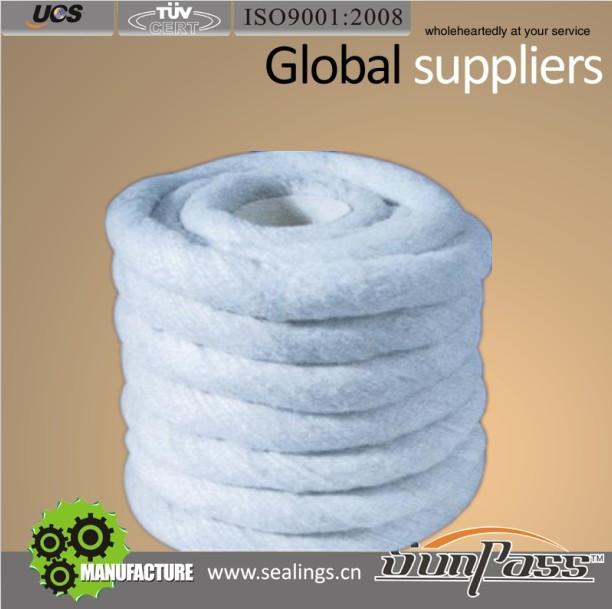 Refractories For Sale 3 Inch Diameter Rope Ceramic Fiber Rope