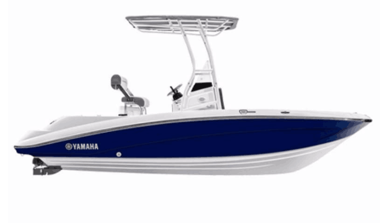 New 2017 Yamaha 190 FSH Sport 19 feet Fishing Boat