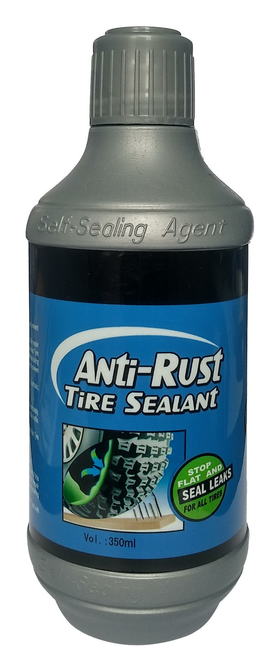 Tire Sealant 350ml Tubeless Sealant for Motocycle, No Corrosion