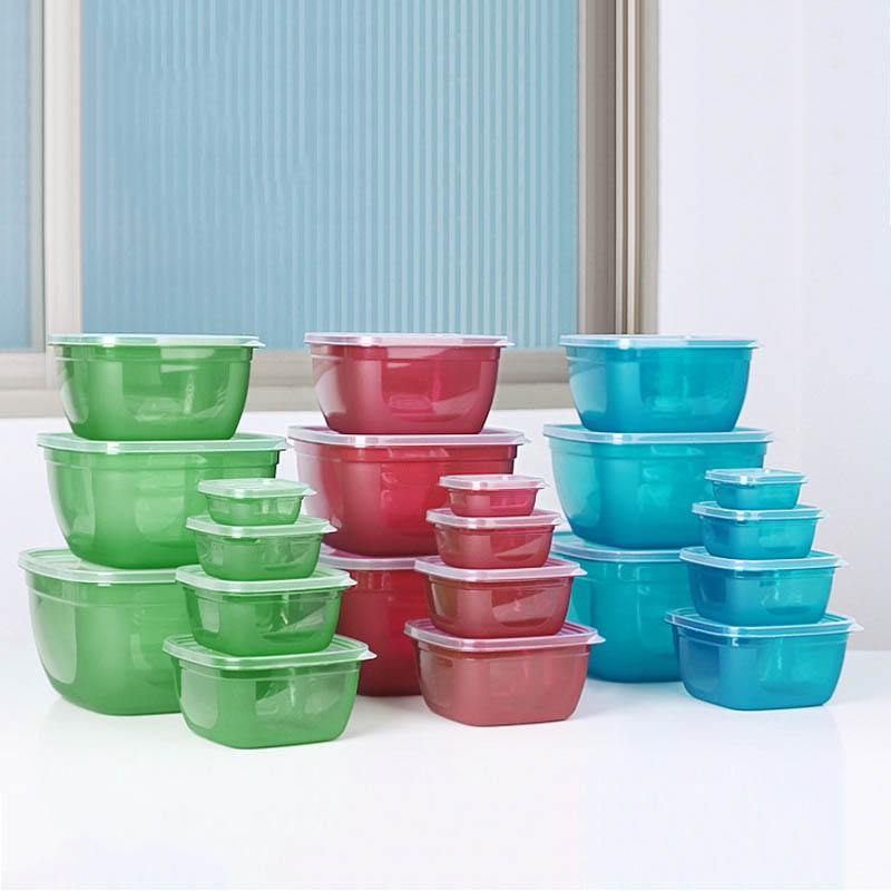 Hot Sale plastic food storage crisper box