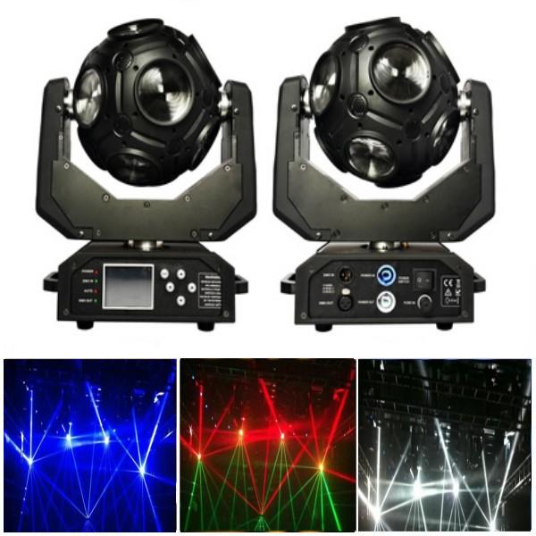 RGBW LED Football Light Moving Head Beam