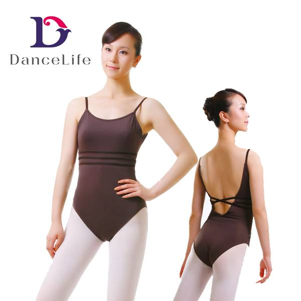 Ballet Leotard with Low Back