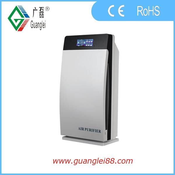 hepa filter air purifier with ozone anion uv photocatalyst