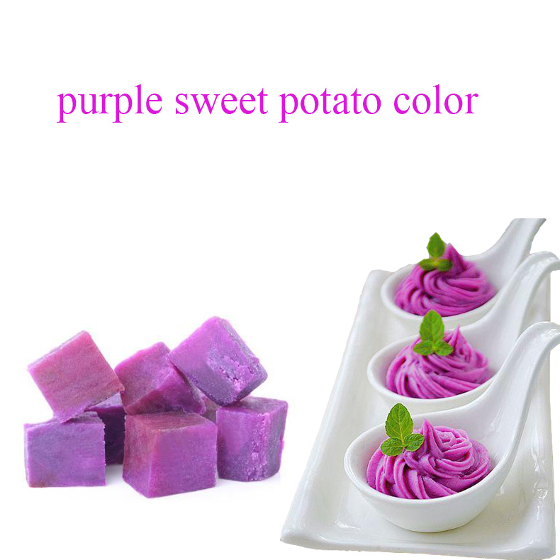 Purple sweet potato color