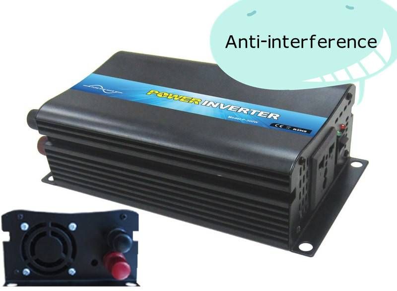 300W Pure Sine Wave Strong Anti-interference Inverter