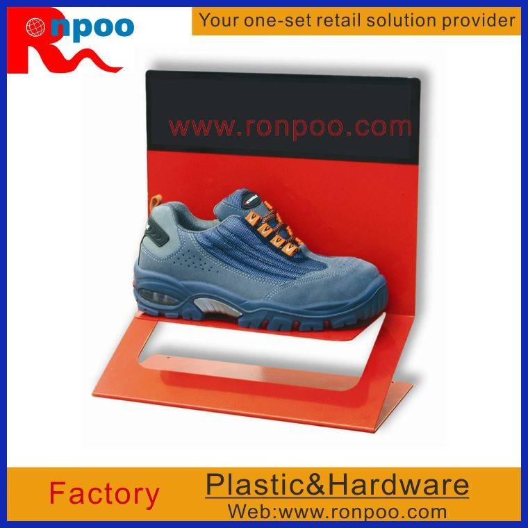 Shoe Display Shelves,Shoe Free Standing Displays,Shoe Rack Folding,Shoe Riser Slanted,Shoe Fitting,A