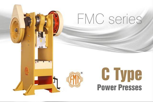 C Type or Mechanical Power Press