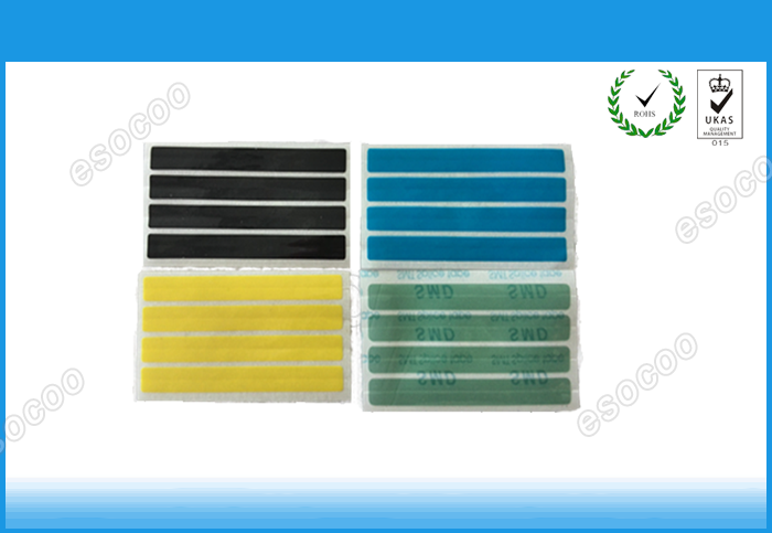 8mm yellow SMT Splice Tape is used to join SMT component reels. This will increase manufacturing pro