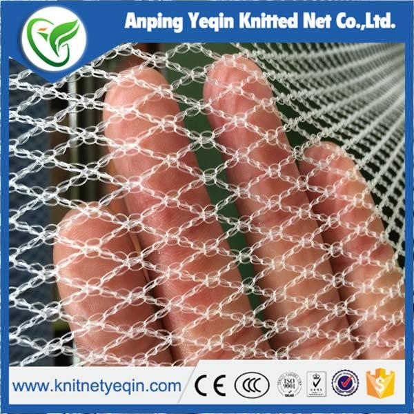 virgin HDPE hail protection net