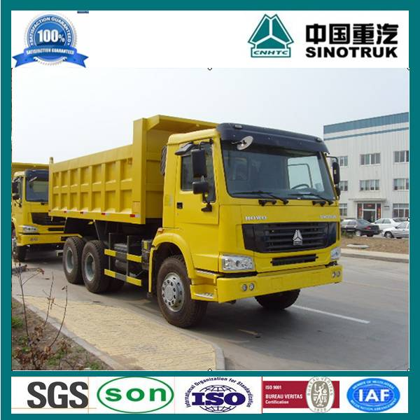 30 tons howo dump truck for sale