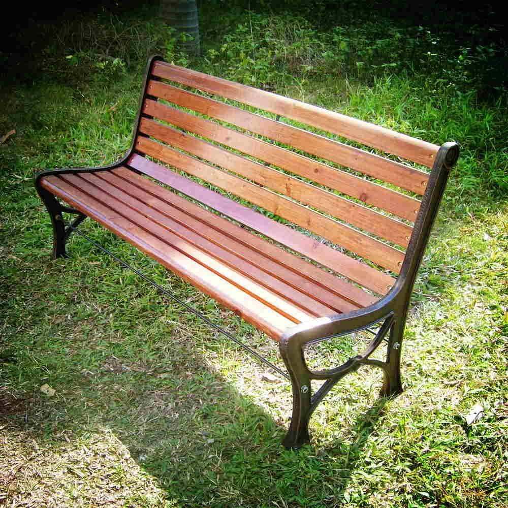 Leisure iron bench G275