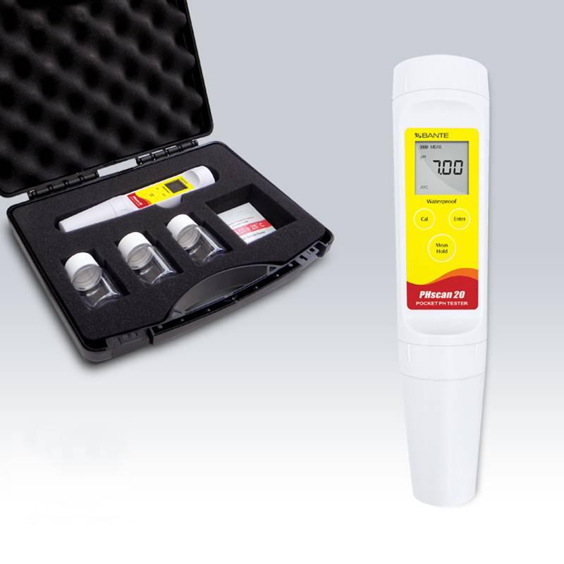 PHscan20S Pocket pH Tester economical pen type ph meter low price pen type ph meter
