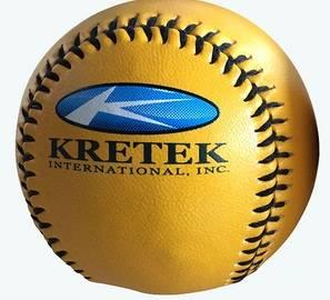 promotional products china 5oz leather baseball ball, pu leather baseball
