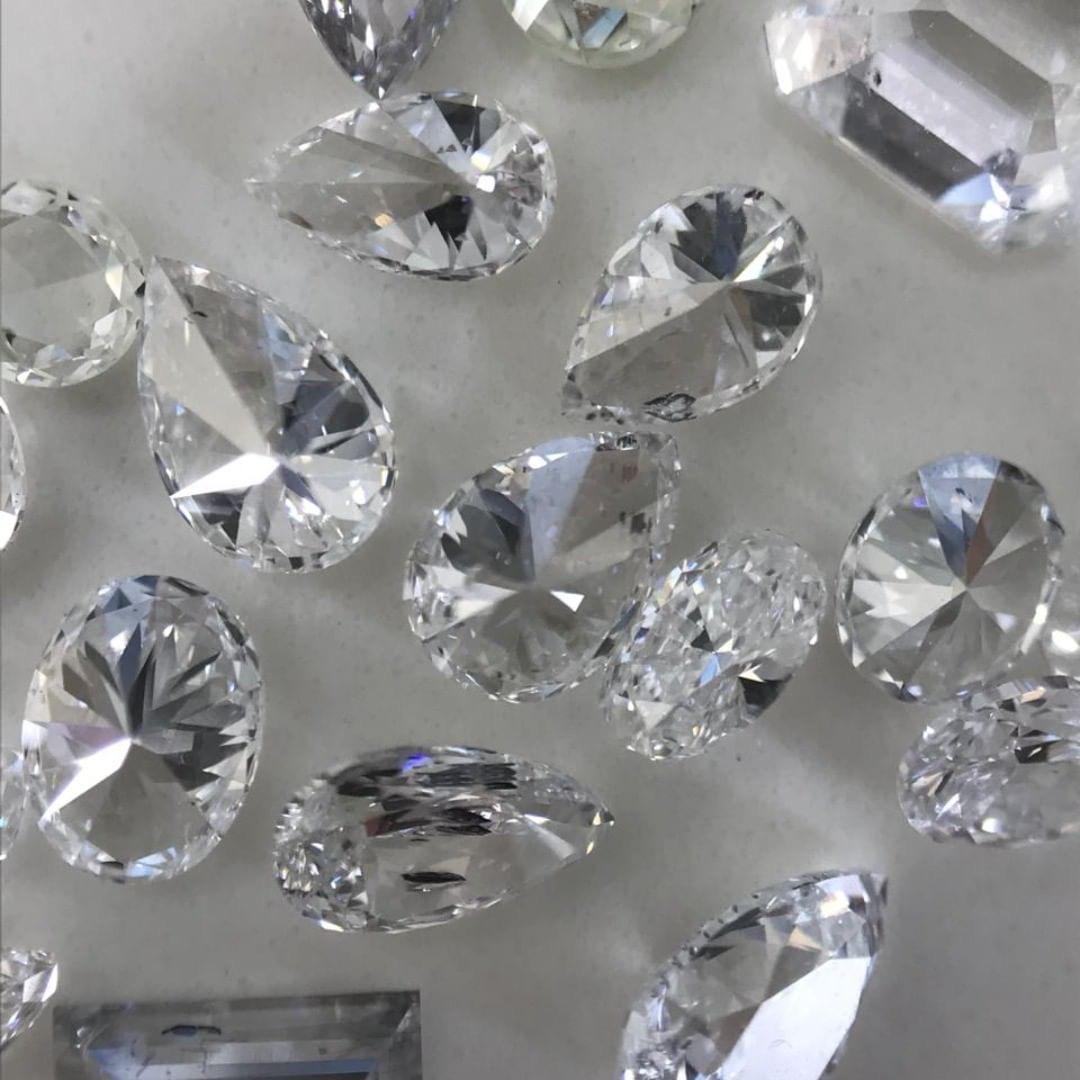 HPHT Fancy Diamonds