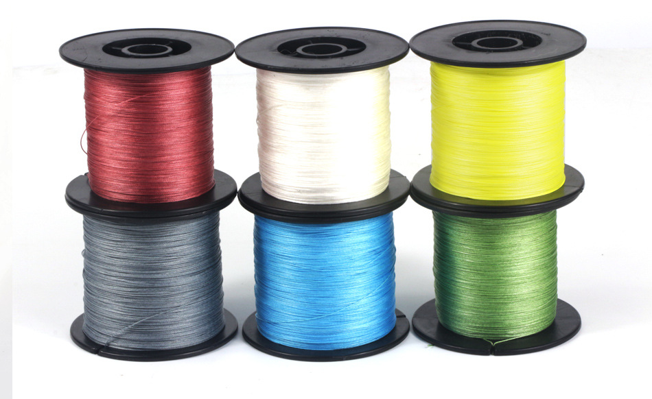 1000M SUPER STRONG Extreme Sea 100% PE Braided Fishing Line