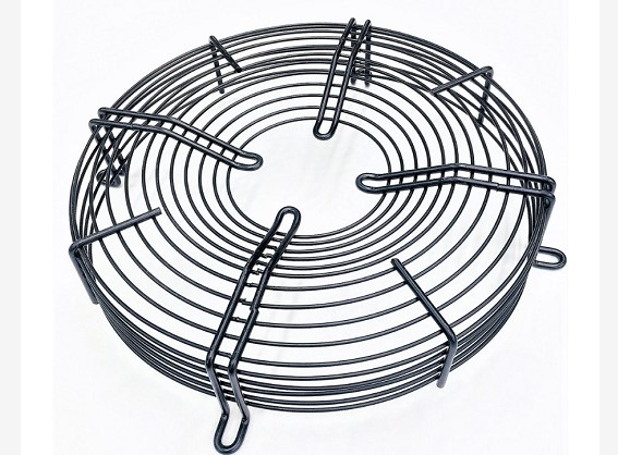 Fan Guards & Machine Guards/Condenser Fan Guard /for Industrial Fans, Machines, Lights and Windows