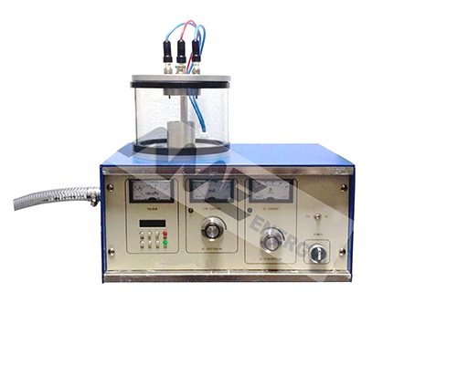 Plasma Sputtering Coater with Vacuum Pump
