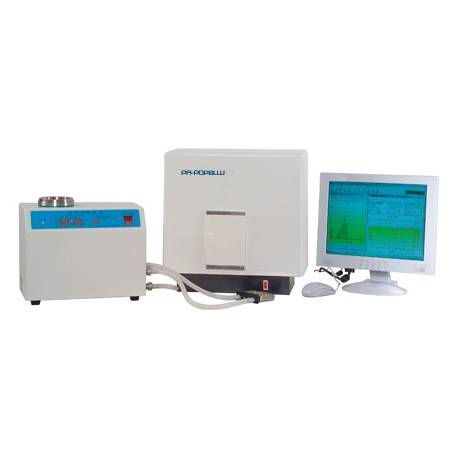 Semi-auto Wet Dispersion Laser Particle Size Analyzer
