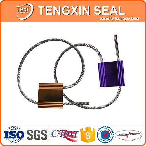 Tamper Evidence High Security Wire Seal