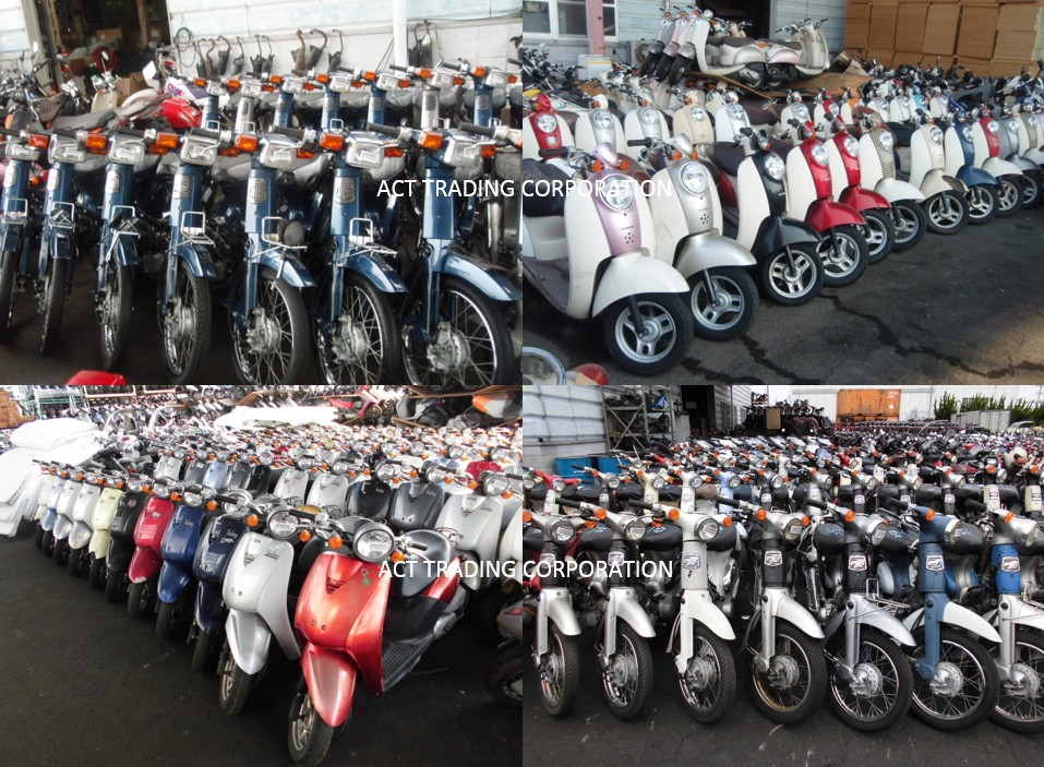 USED HONDA SCOOTER AND BUSINESS