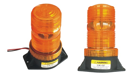 EW01002 Model 12-110V Xenon Warning Light Strobe Light Beacon Light