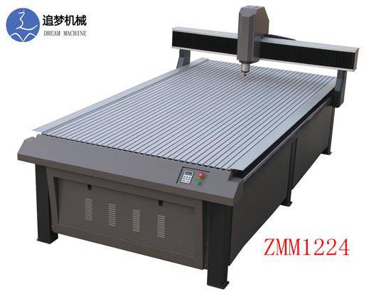 ZMM1224A Advertising cnc router machine
