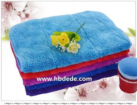 soft hand towel water-absorbing quality