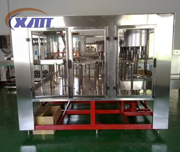 Hotsale automatic carbonated drink filling machine/drink filling plant