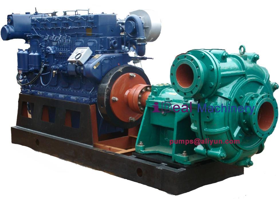 9. IAH Slurry pump 012