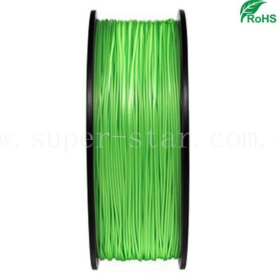 High quality 3D Printer material PLA Filaments with 1.75 mm