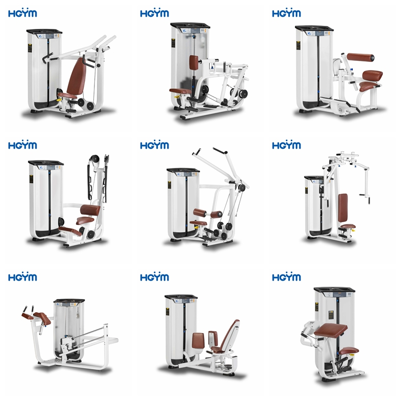 patent commercial gym fitness equipment from Beijing HGYM