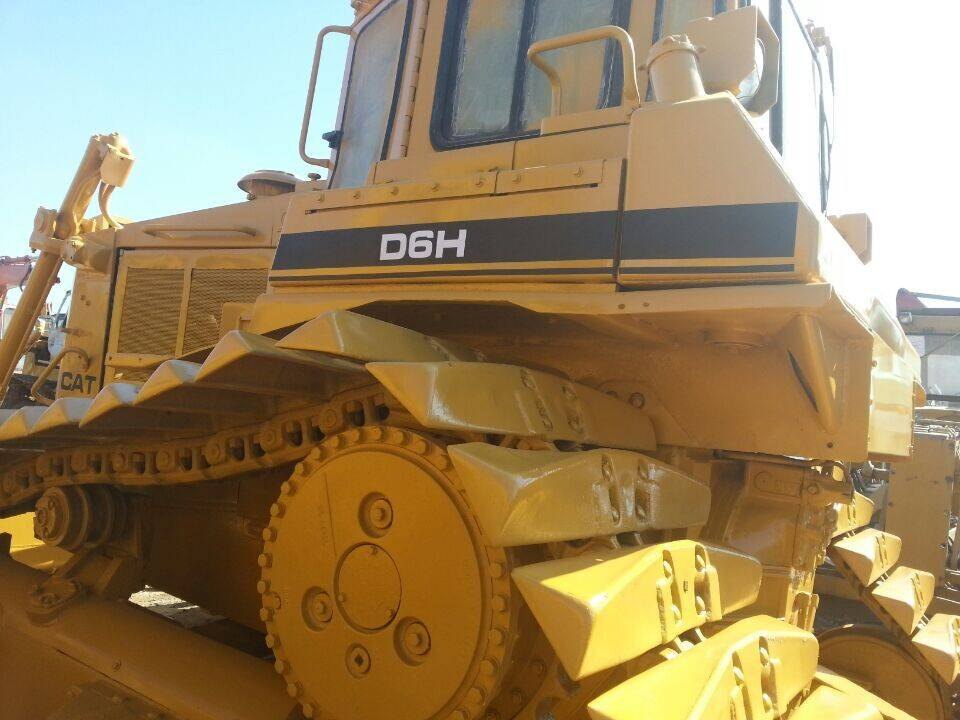 Used D6H Bulldozer,Used D6H Caterpillar Crawler Bulldozer for sale