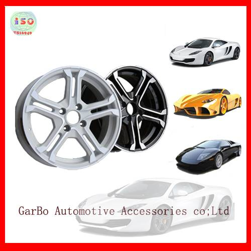 suzuki swift auto aluminum alloy wheel rims BYD F0 F3 L3 upgrade wheel fit for honda fit city 15inch