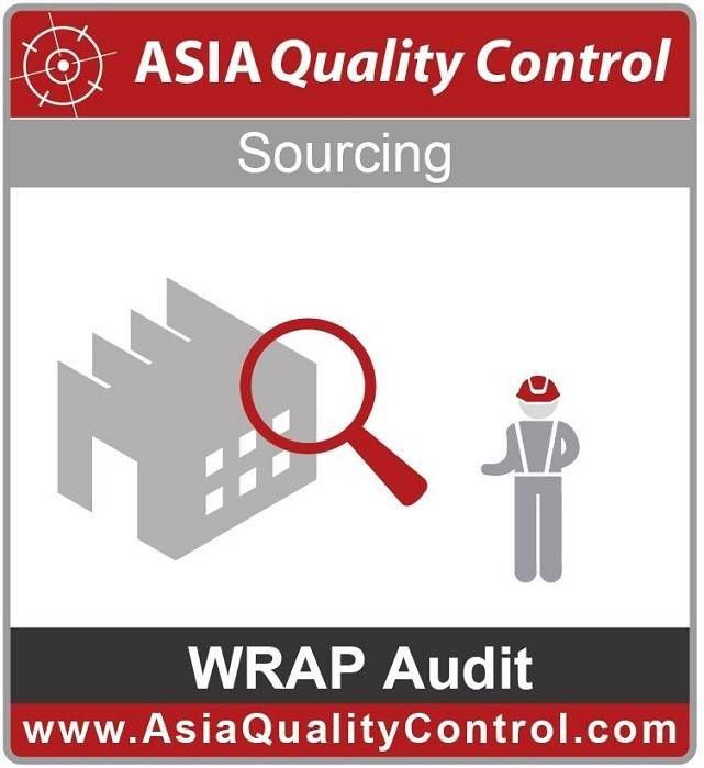 WRAP Factory Assessment in Indonesia