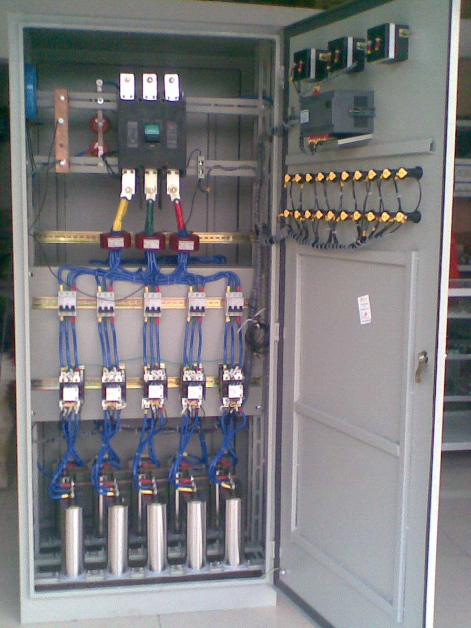 Low voltage shunt capacitor types of reactive power compensation, lv capacitance compensation for tr