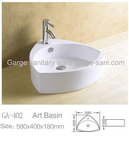pedestal basin wash basin ceramic make in china