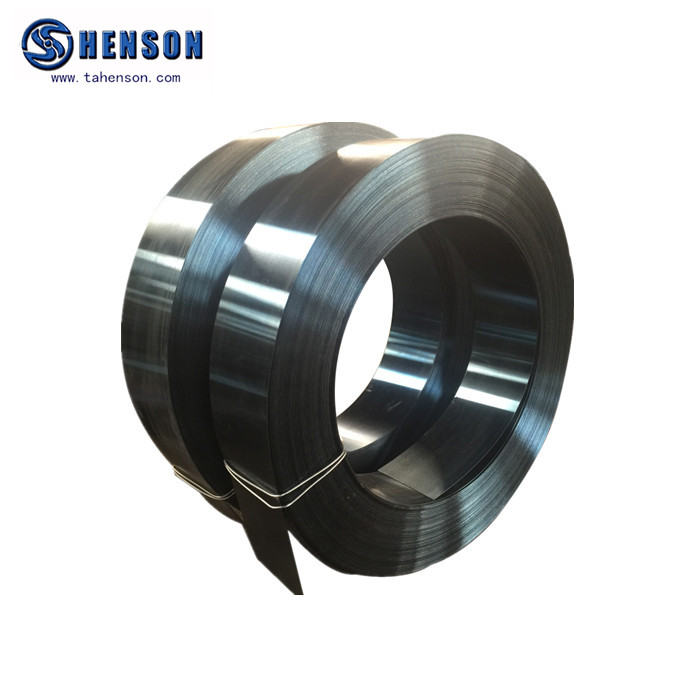C75S spring steel strips harden and temper flexible thin flat metal strips