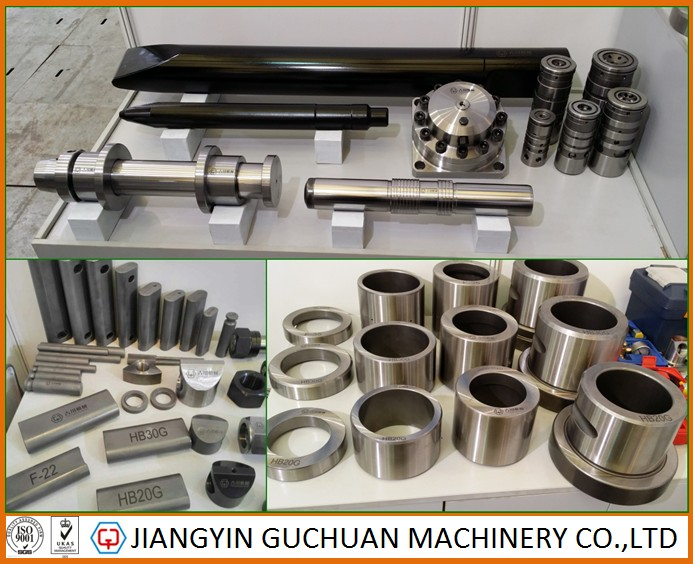 High Quality Hydraulic Rock Breaker Hammer Spare Parts for Ring Bush Thrust Bush
