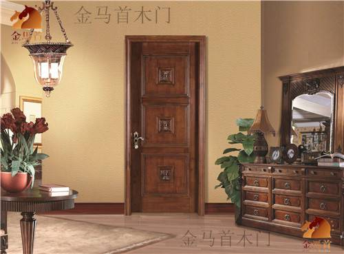 china good solid wooden door